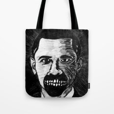 44. Zombie Barack Obama  Tote Bag