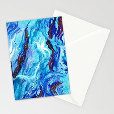 Opal Ocean  Stationery Cards