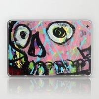 King Skull 2 Laptop & iPad Skin
