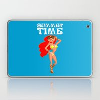 Summer Time! Laptop & iPad Skin