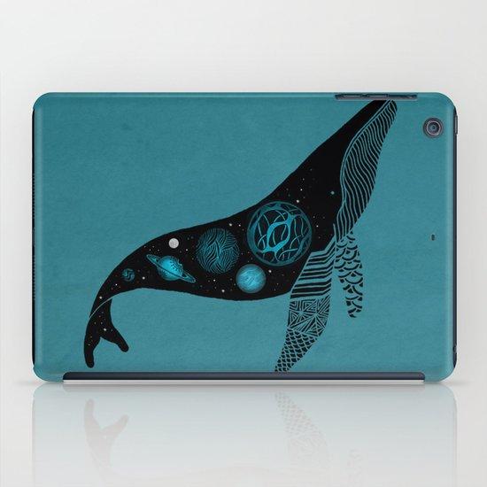 Whale Soul & the Galactic Tour iPad Case