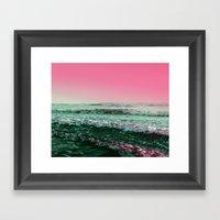 Wild Summer Framed Art Print
