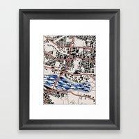 Lacking In Depth Framed Art Print