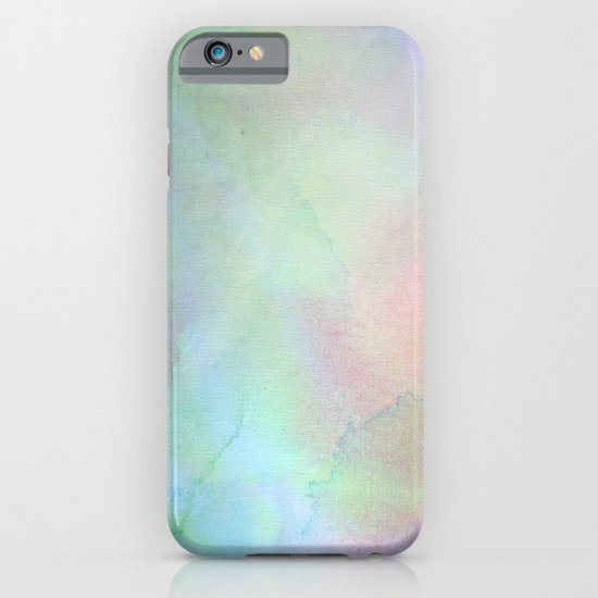 Color Field/Washes II iPhone & iPod Case