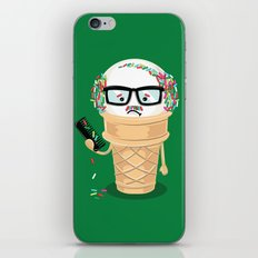 Ice Cream Coneover (Holiday Edition) iPhone & iPod Skin
