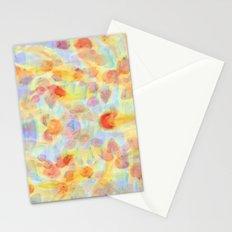Fish Pond Stationery Cards