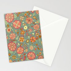 Mandarinas Stationery Cards