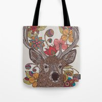 Hello My Deer Tote Bag
