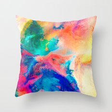 Join Throw Pillow