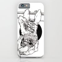 iPhone & iPod Case featuring Bat by Hopler Art