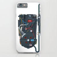 Proton pack, Ghostbusters iPhone 6 Slim Case