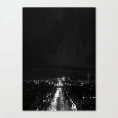 Esperantos | Paris, France | StoryScape #2 Canvas Print
