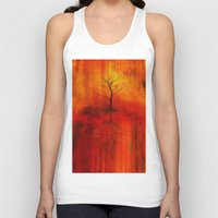 Uprooted Unisex Tank Top