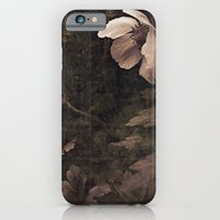 iPhone & iPod Case featuring butterfly haze by inourgardentoo