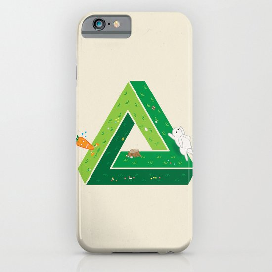 Chasing iPhone & iPod Case
