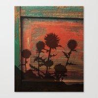 Horner Series 4 Of 4 Canvas Print