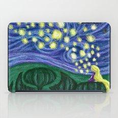 Impressionist Lanterns iPad Case