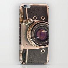 Camara retro iPhone & iPod Skin