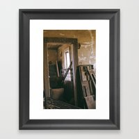 A Collection... Of Junk Framed Art Print