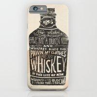Whiskey iPhone 6 Slim Case