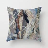 Sanctuary Of Time And Me… Throw Pillow