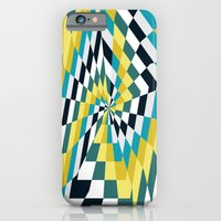 iPhone & iPod Case featuring Abstract Angles 2 by Ashley