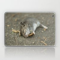 Stuart Little In Trouble Laptop & iPad Skin