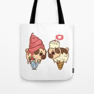 Puglie Froyo And Ice-Cre… Tote Bag