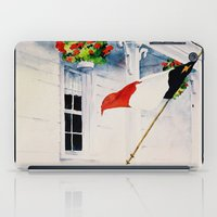 Fierté Acadienne iPad Case