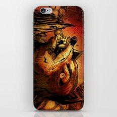ROTTING EARTH iPhone & iPod Skin
