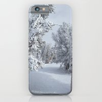 Snow iPhone 6 Slim Case