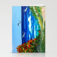 Sea Grapes Stationery Cards