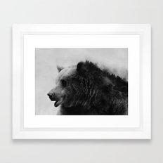 Big Bear #4 Framed Art Print