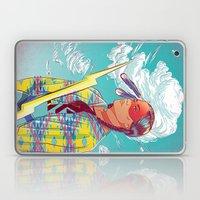 Thunder Woman Laptop & iPad Skin