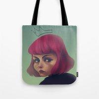 Queenpink Tote Bag