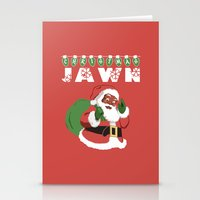 Christmas Jawn Stationery Cards