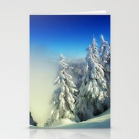 Frozen Top Stationery Cards