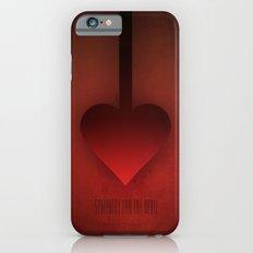 SMOOTH MINIMALISM - Sympathy For The Devil iPhone 6 Slim Case