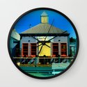 Dine in or Out in this colourful Restaurant! Wall Clock