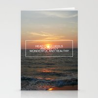 All That You Have to Be Stationery Cards
