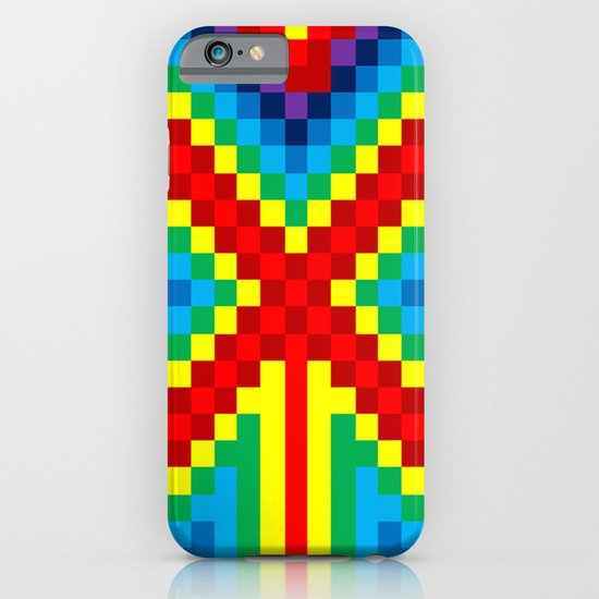 Fuzz Line #4 iPhone & iPod Case