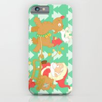 iPhone & iPod Case featuring Santa 2014 by Alapapaju