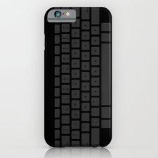 Captain's Keyboard Slim Case iPhone 6s