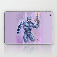 ROBcop Laptop & iPad Skin