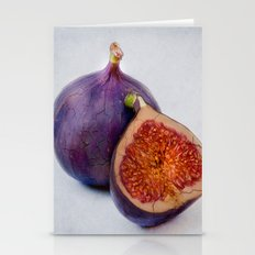 figues violettes III Stationery Cards