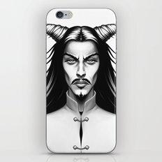 Devil Man iPhone & iPod Skin