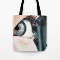 Eye 3 Tote Bag