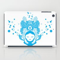 The Silent Monkey iPad Case