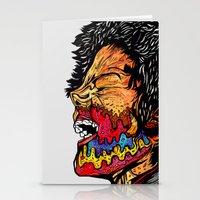 Scream Stationery Cards