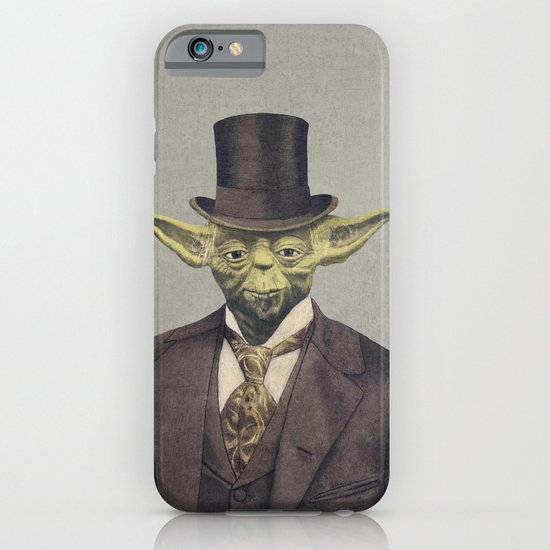 Sir Yodington  iPhone & iPod Case